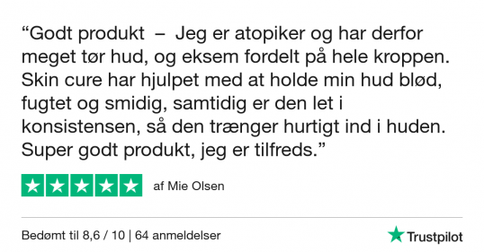 Trustpilot Review - Mie Olsen
