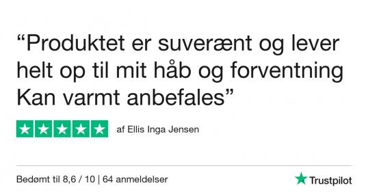 Trustpilot Review - Ellis Inga Jensen